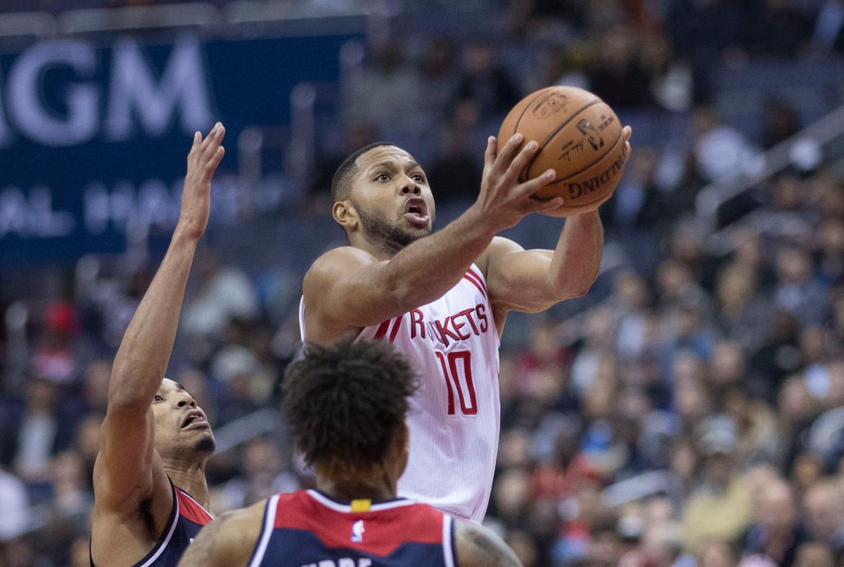 Erik Gordon Houston Rockets