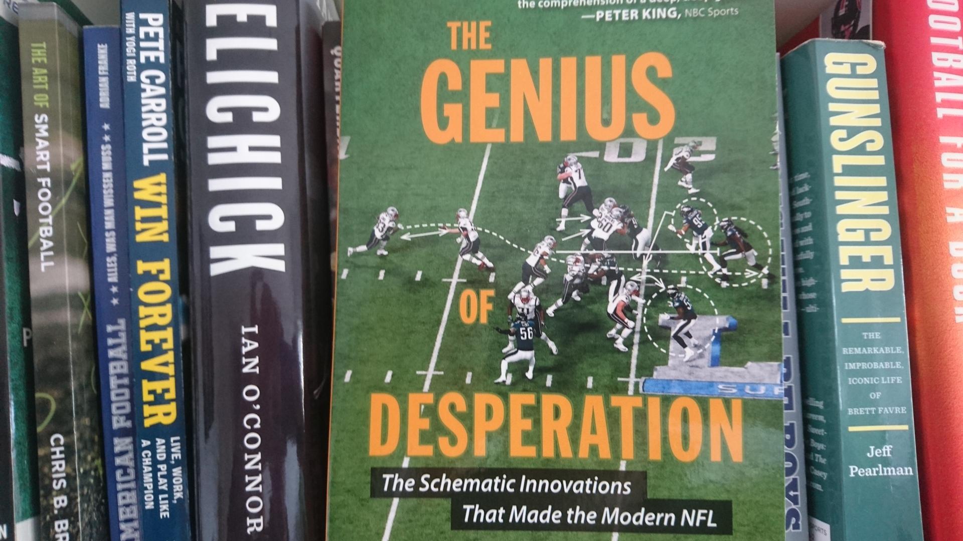 Football-Taktik-Buch, Genius of Desperation